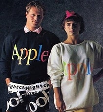 apple clothing line