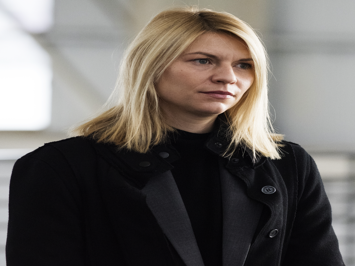Why Claire Danes Is Glad Carrie Has No Sex Life On Homeland