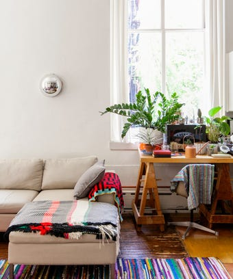 7 Easy Hacks To Turn Your Tiny Studio Into A Palace