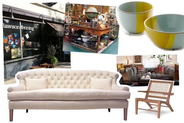 . 5 Cheap Chic Furniture Shops
