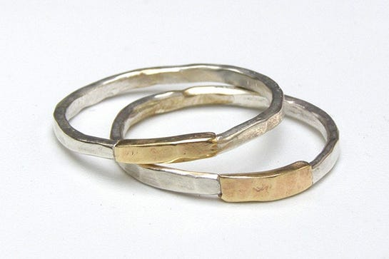 orit naar - Creative Wedding Rings