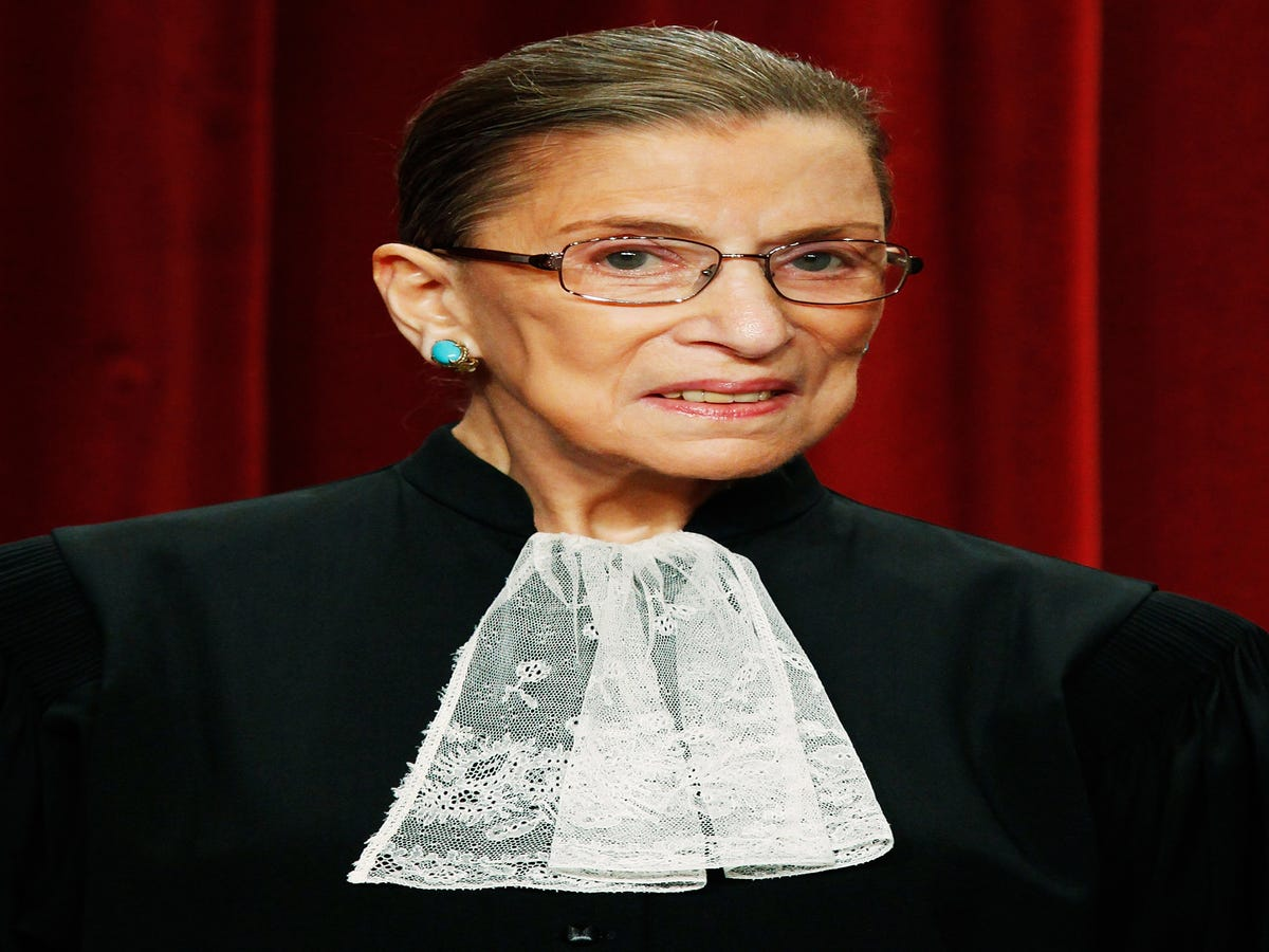 Sorry, Trump. Ruth Bader Ginsburg Isn t Retiring Anytime Soon.