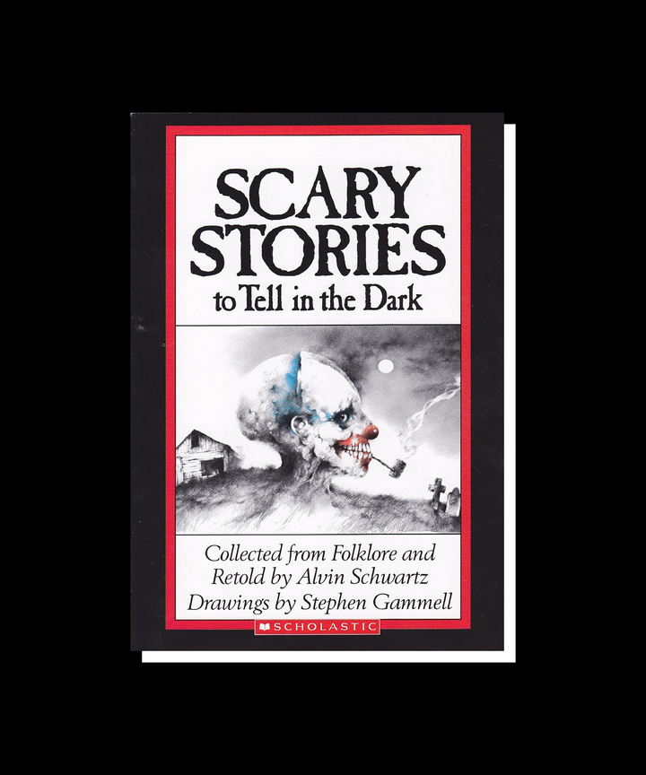 creepy attic door scary stories to tell kids book review