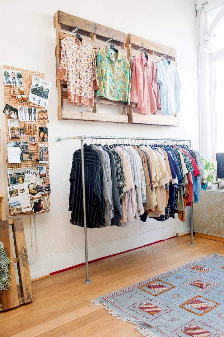 Off The Beaten Mission And Haight Thrift Path, This Bernal Neighborhood  Boutique