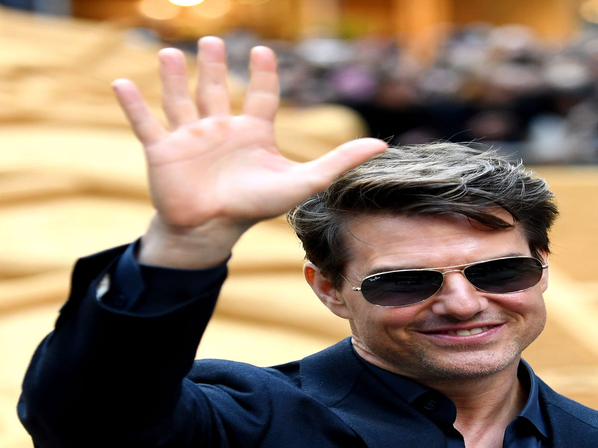 Tom Cruise Says A Top Gun Sequel Is In The Works
