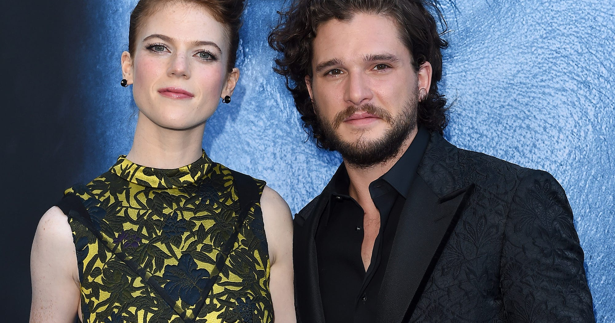 Kit Harington & Rose Leslie Are Reportedly Engaged!