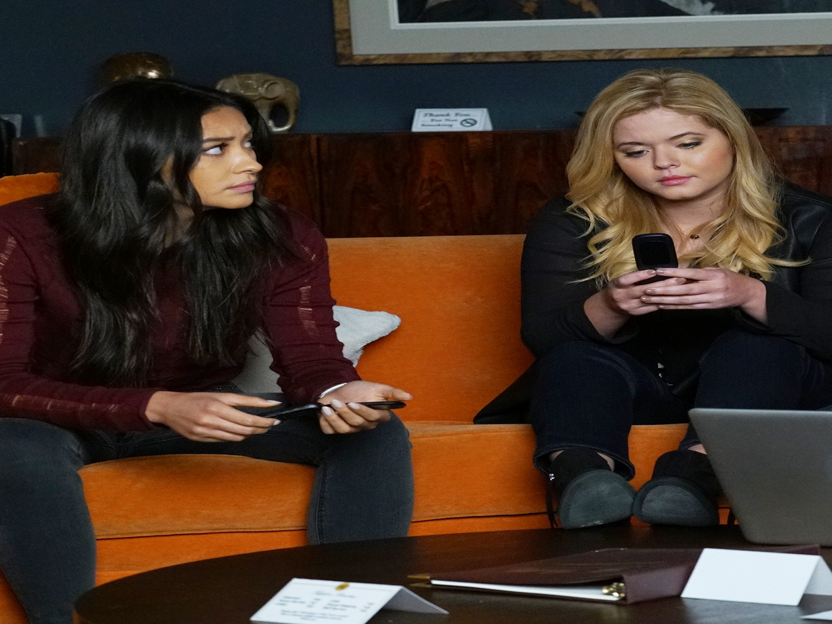 Pretty Little Liars Is Continuing The Story With A New Game For Your iPhone