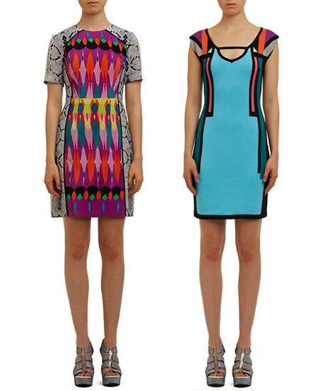 11 So-Bold Nanette Lepore Dresses That Don't Even Need Jewelry