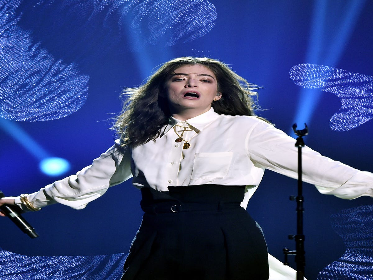 Grammys Continue To Have A Woman Problem, This Year It s With Lorde