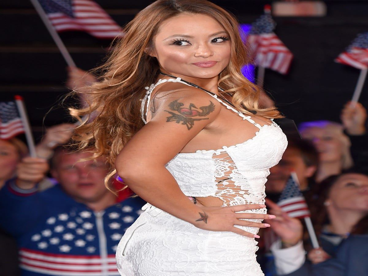 Hail Trump  Conference Headlined By Tila Tequila, Nazi Salutes