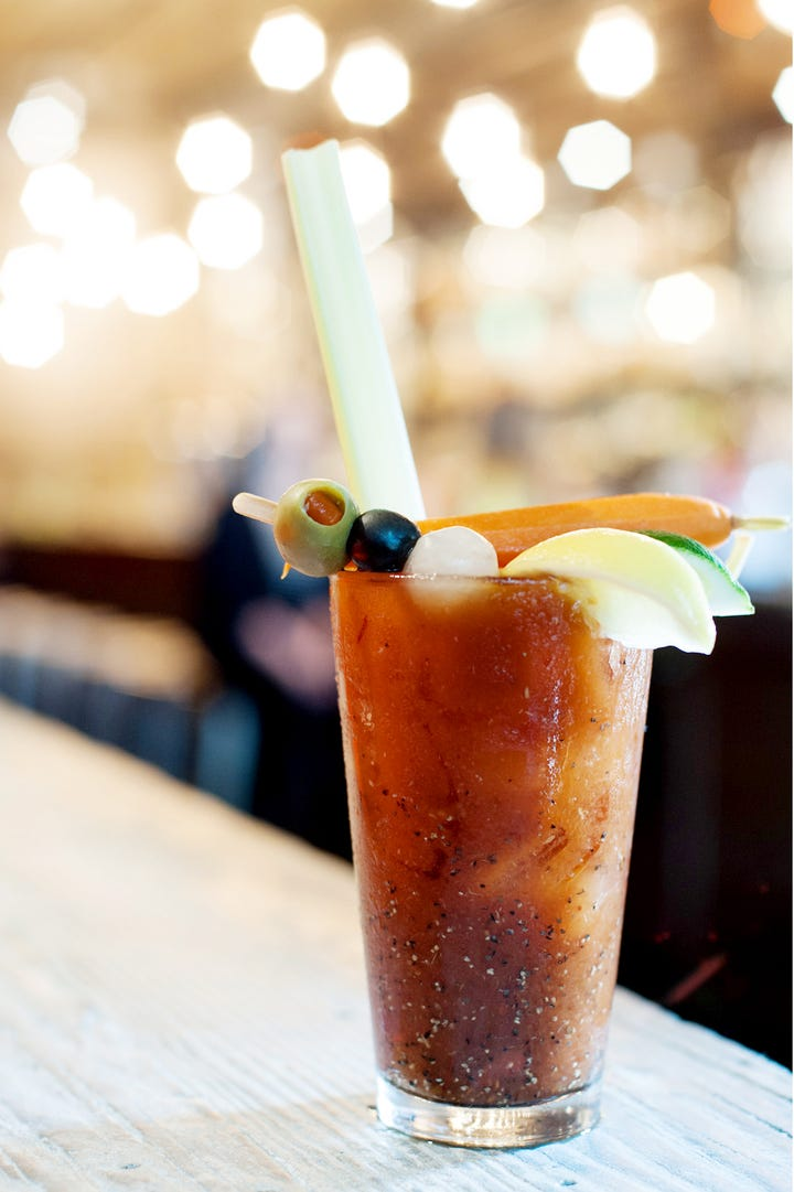 The 10 Best Bloody Marys In S.F. — Gulp!