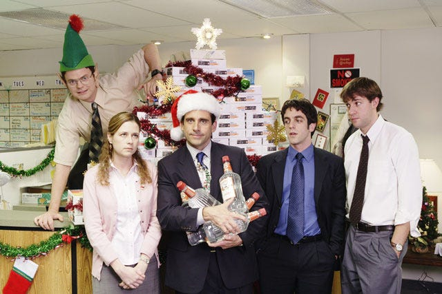 How To Not Go To Office Holiday Party