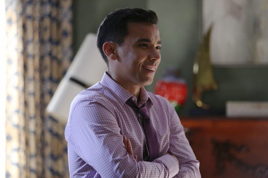 How to get away with murder season 2 episode 7 recap oliver could be a goner bonnie has a death wish and eve knows why wes is so important to annalise we still dont but its something big and decidedly ccuart Images