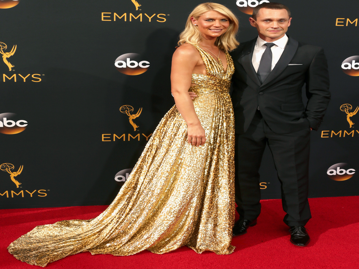 13 Cutest Couples On The Emmys 2016 Red Carpet
