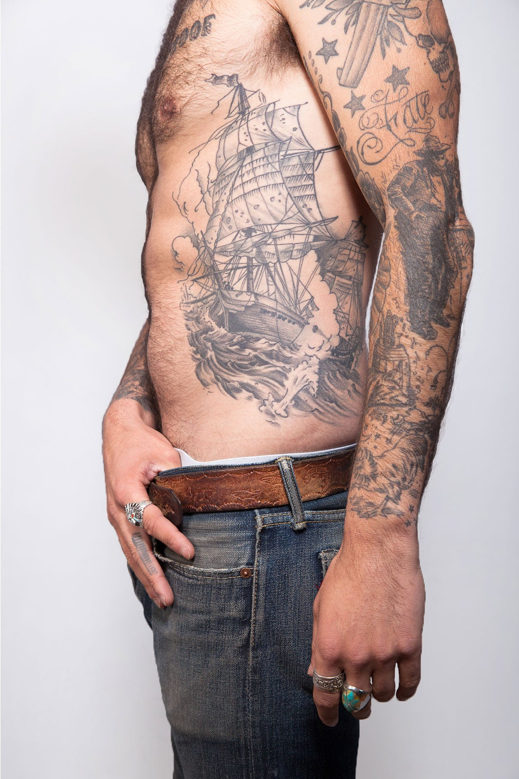 Private parts tattoo for men - Private Parts Tattoo For Men 31