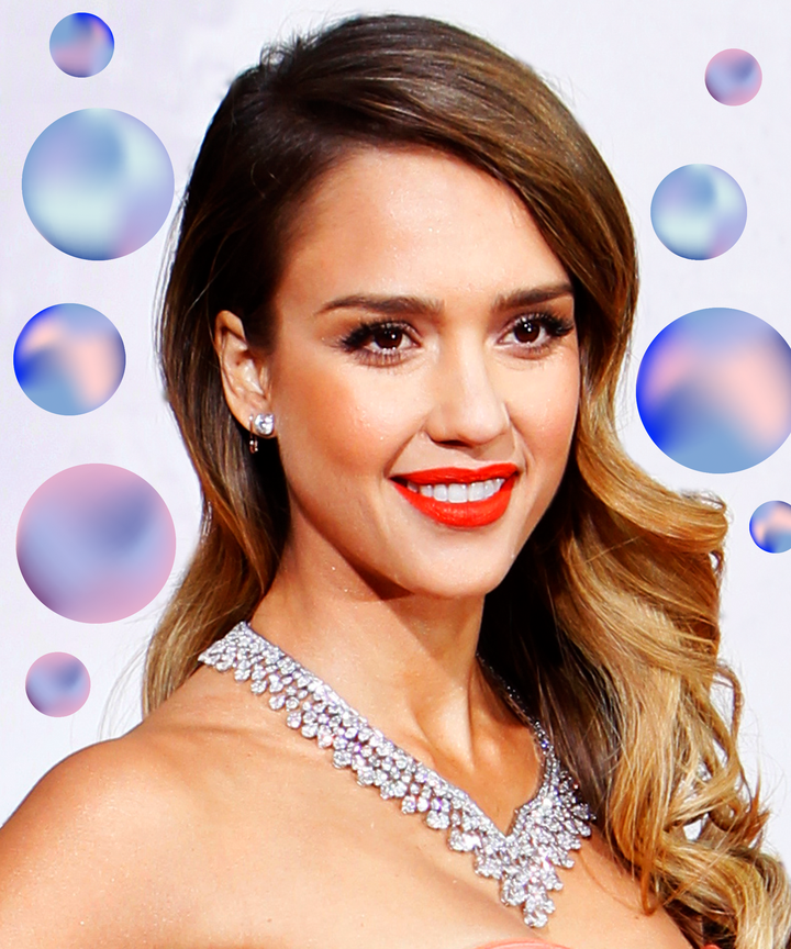 Jessica alba hair makeup photos beauty favorites trends you have to see how much jessica alba has changed urmus Images