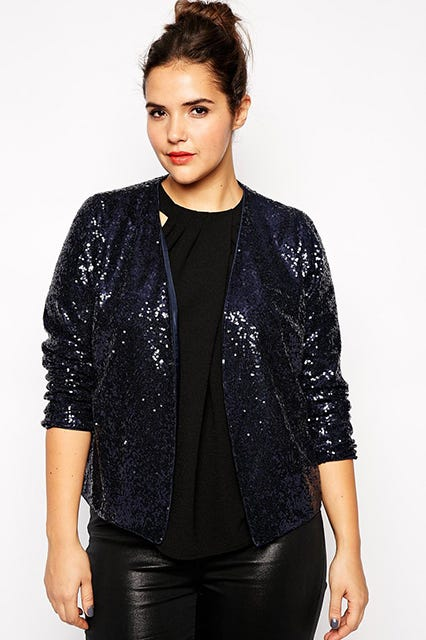 New Years Eve Outfit Ideas - Plus Size Style