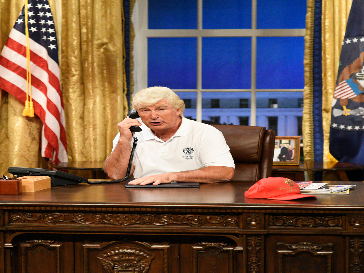 From SNL To Kim K., The Rebukes For Trump's Puerto Rico Tweets Sting