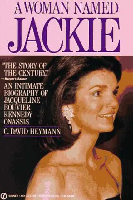 jackie o kennedy biography movie