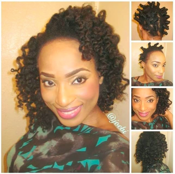 Amazing Easy Natural Hairstyles For Transitioning Hair Short Hairstyles Gunalazisus