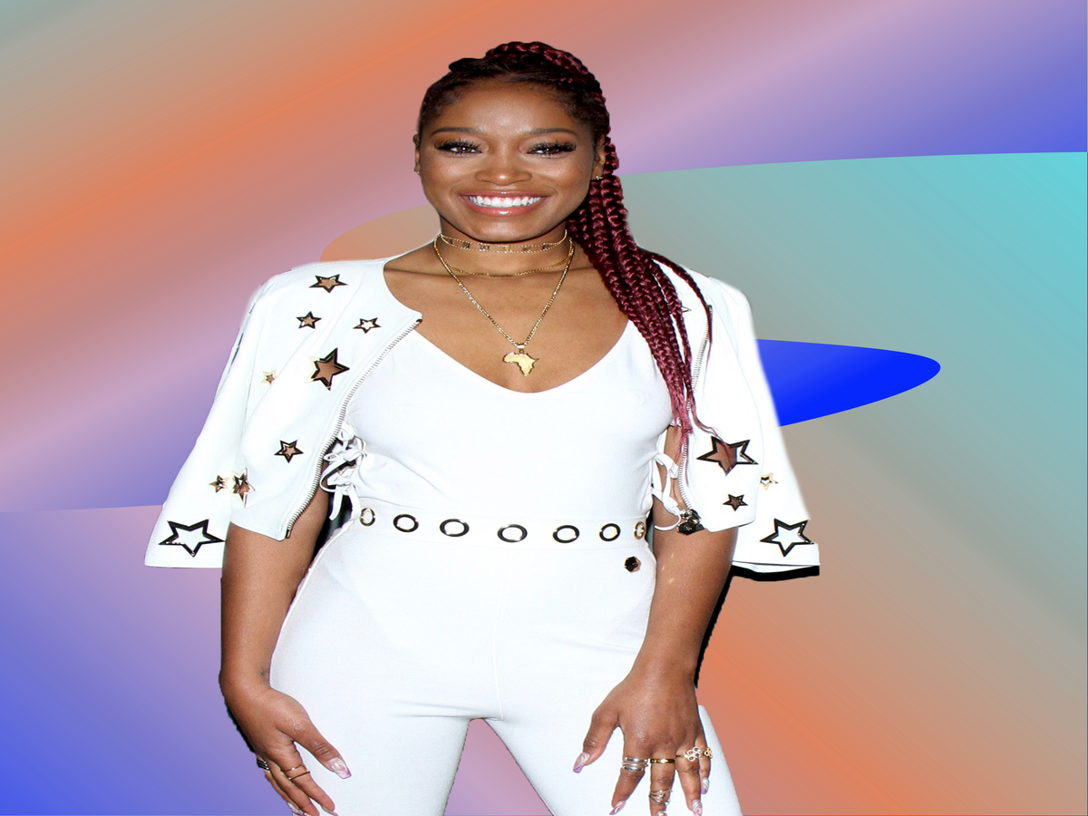 Keke Palmer Breaks Down Why Labeling Your Sexuality Is Not Helpful