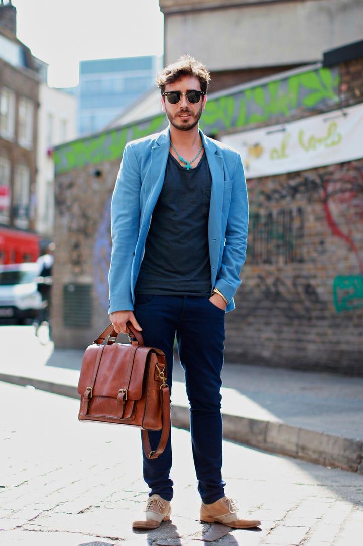 The 14 Most Dapper Single Men In London (Go Ahead, Call 'Em!)