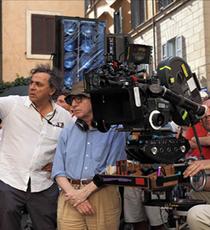 Woody Allen Shooting In SF
