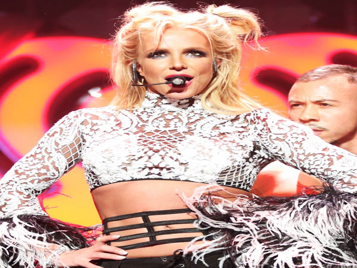 Britney Spears Is So Over All Those Lip-Syncing Accusations