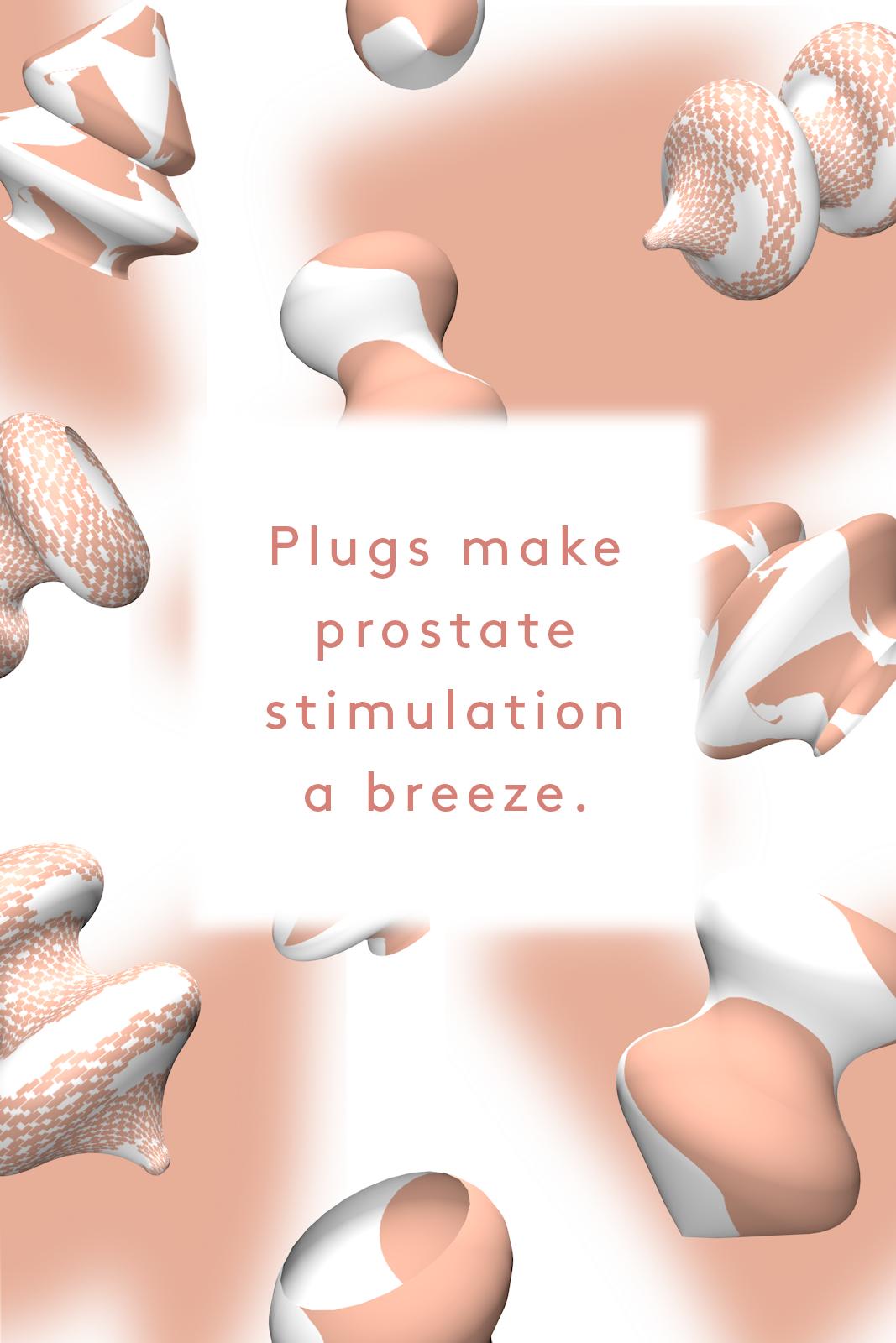 How do anal plugs work