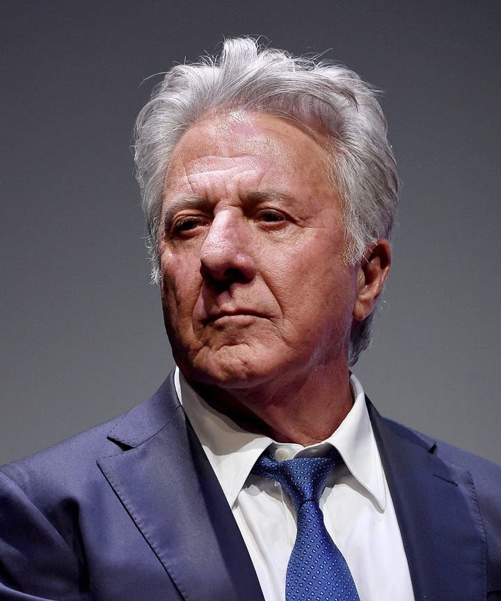 Actress Says Dustin Hoffman 'Humiliated And Demeaned Me' With Repeated Groping