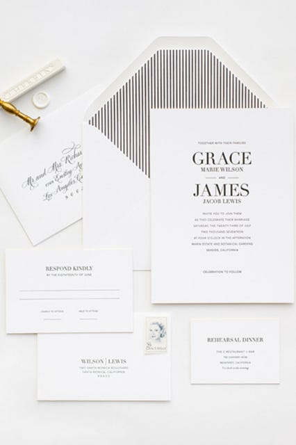 Wedding invitation ideas cheap card invites stationary stopboris Images