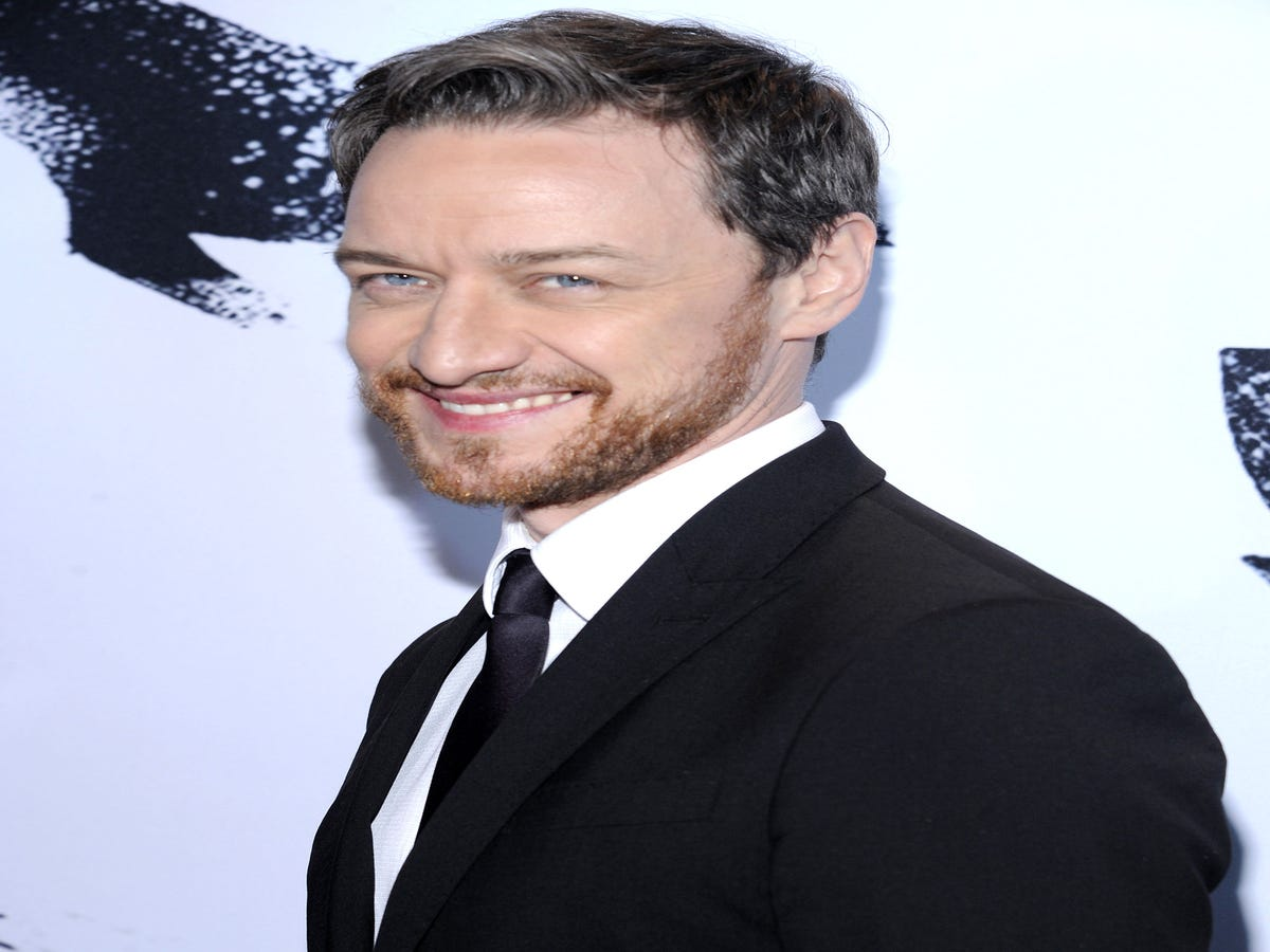 James McAvoy Described His Craziest Pubic Hair Story & It's Aaawkward