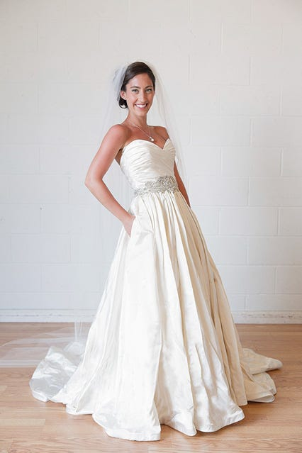 Lazaro Satin Ball Gown Size 4 900 Available To Rent At Borrowing Magnolia