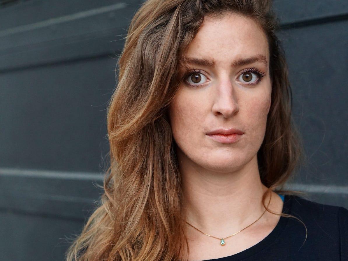 Rebecca Muench, 24, New York, NY