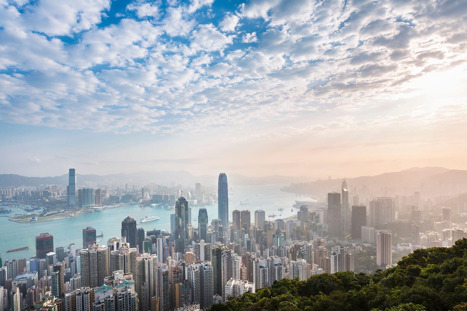 Hongkong, pilihan terbaik untuk Urban Tourism yang aman bagi solo female traveler | shutterstock
