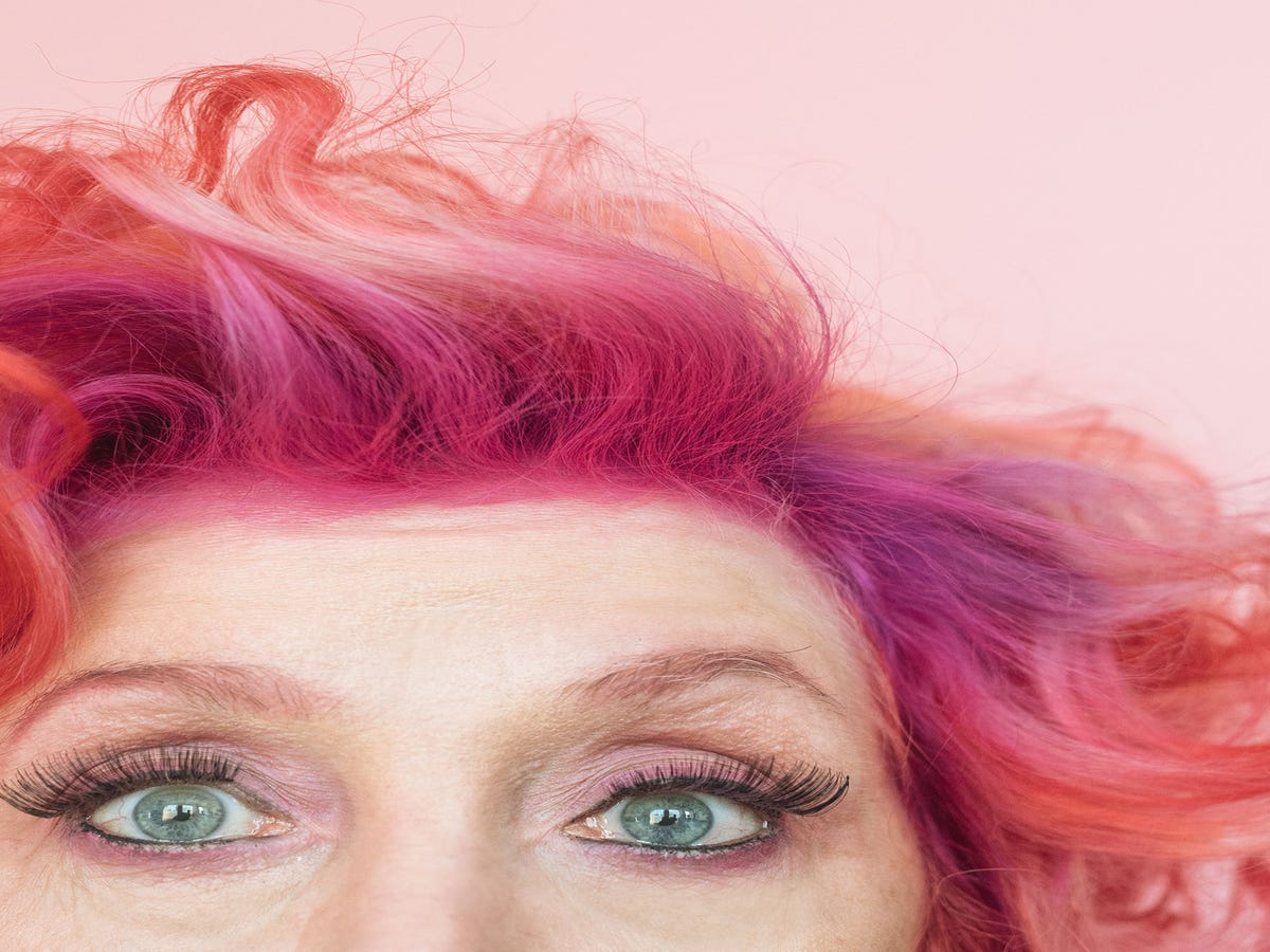 3 Women Prove That Rainbow Hair Has No Age Limit