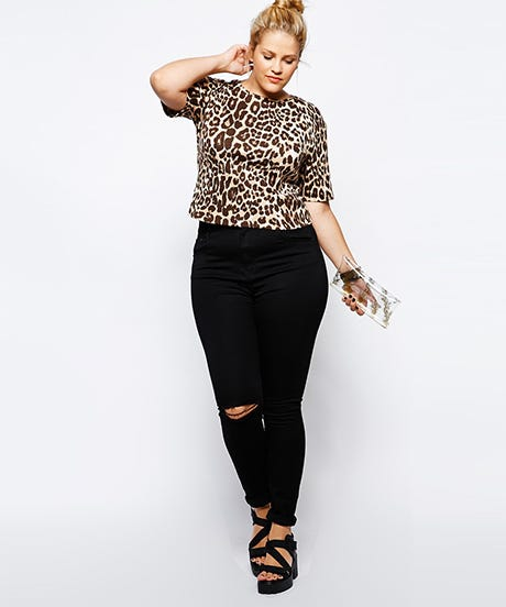 Flattering Denim Styles For Curvy Women