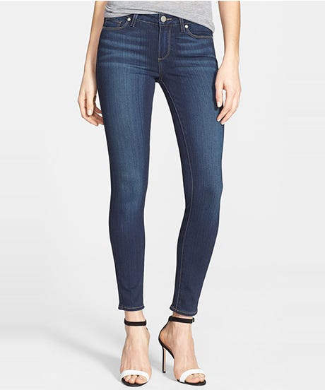 Best Petite Skinny Jeans - Pants For Short Women