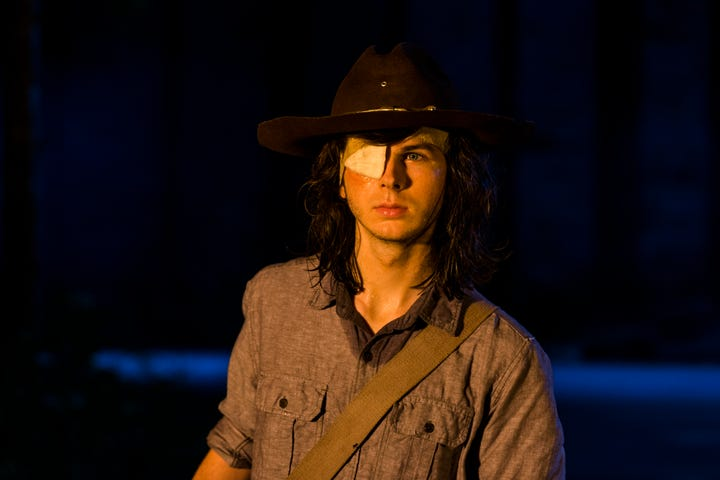 Walking Dead Star Comments On Leaving The Show (Spoilers)