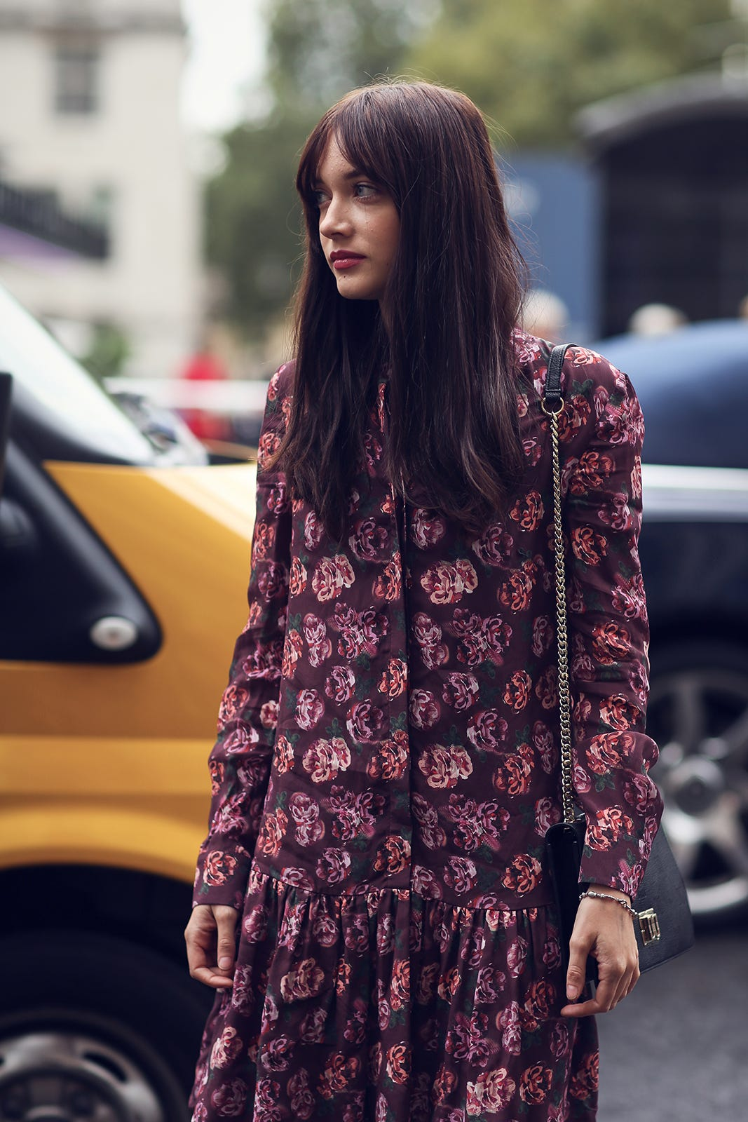 fall outfit inspiration - lfw street style photos 2016