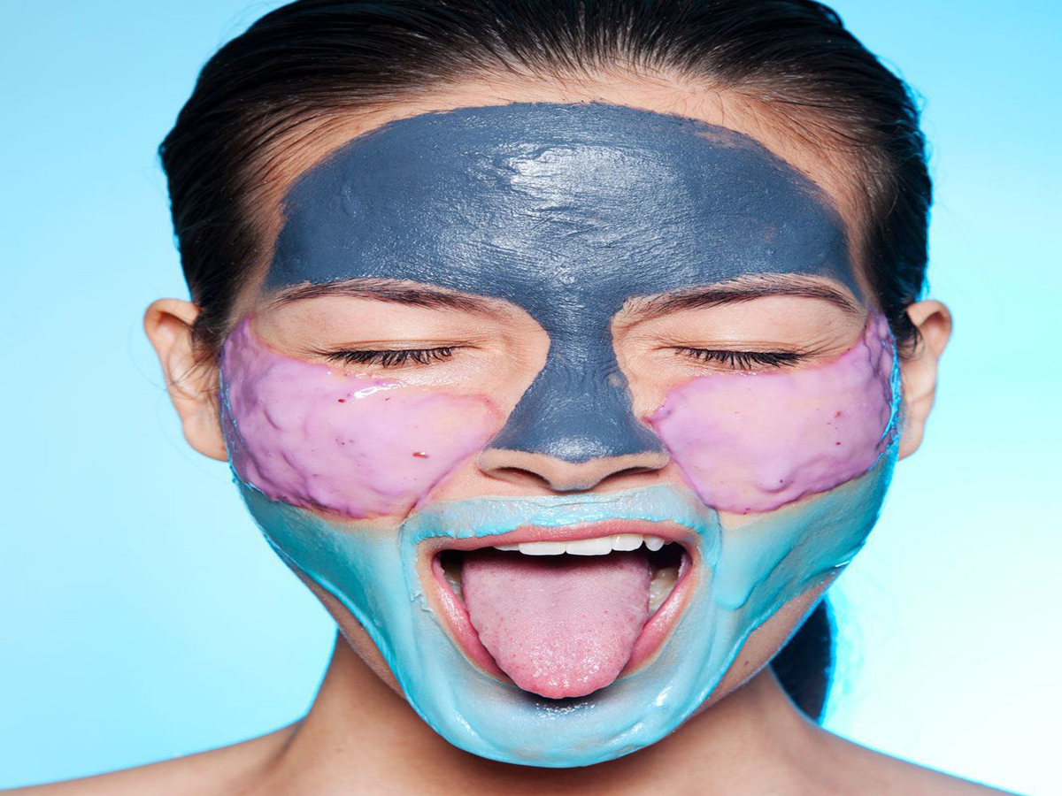 This Face-Mask Video Is Going Viral — & We Have A Lot Of Questions
