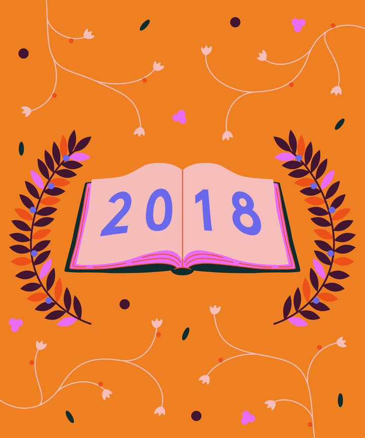 The Best Books Of 2018 We Can't Wait To Read This Year