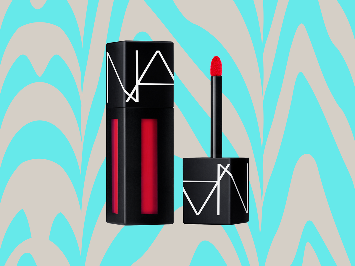 We Tried The New NARS Liquid Lipsticks — & They're Perfect