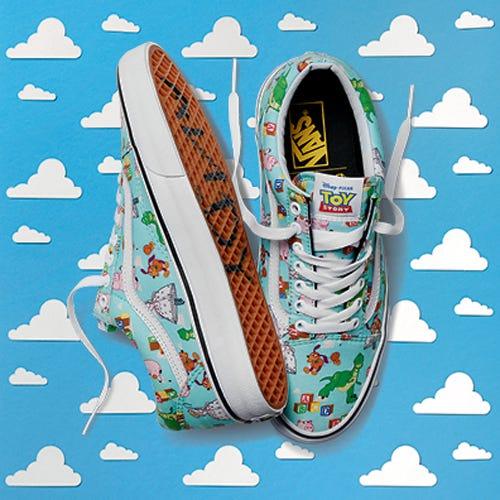 Vans Toy Story Uk