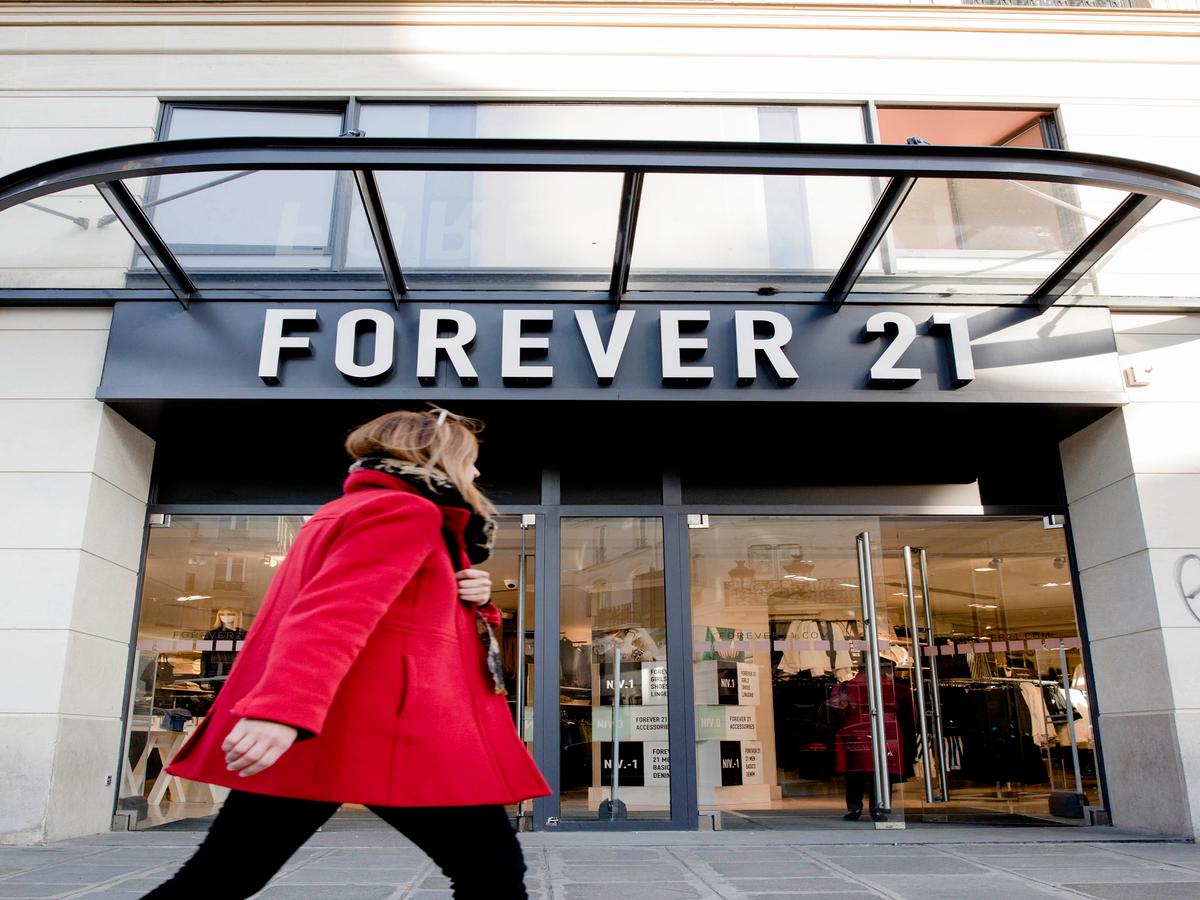 Forever 21 Collaborator Sami Miro Denies Designer's Claims Of Design Co-Opting