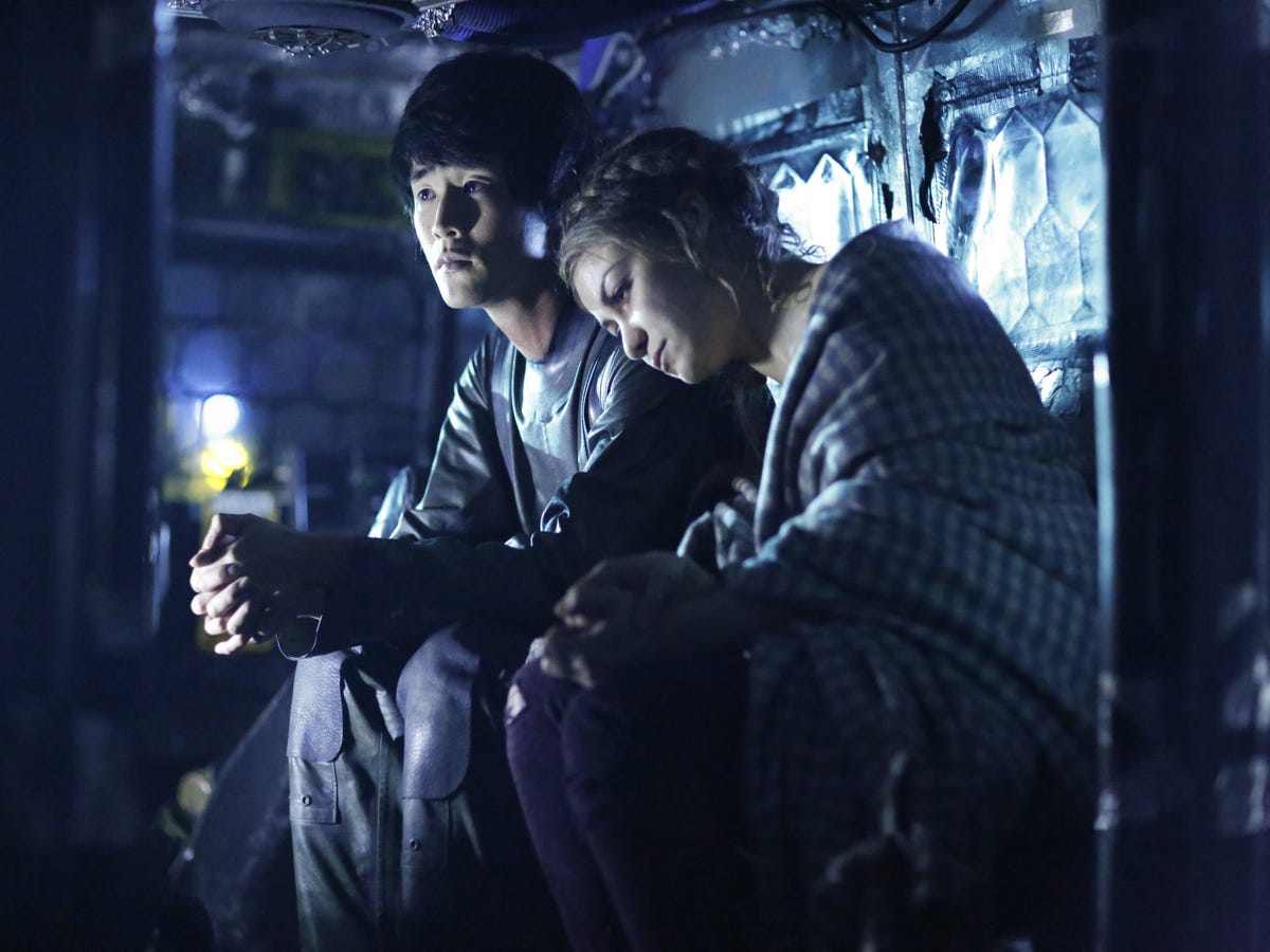The 100 Season 4, Episode 11 Recap:  The Other Side