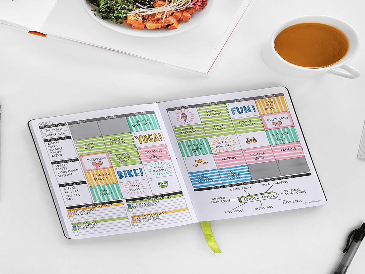 Can These Planners Change Your Life?