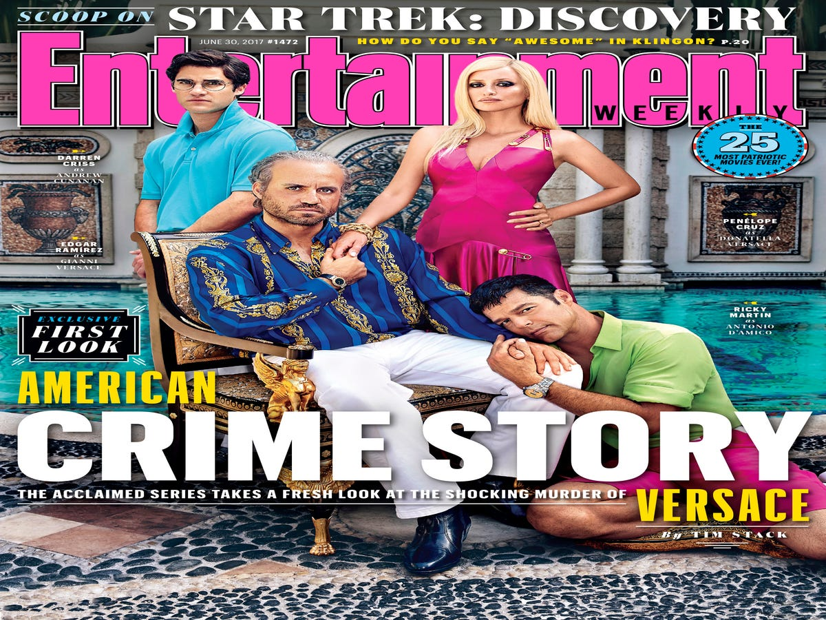 New Photos From The Assassination Of Gianni Versace: American Crime Story Are Here