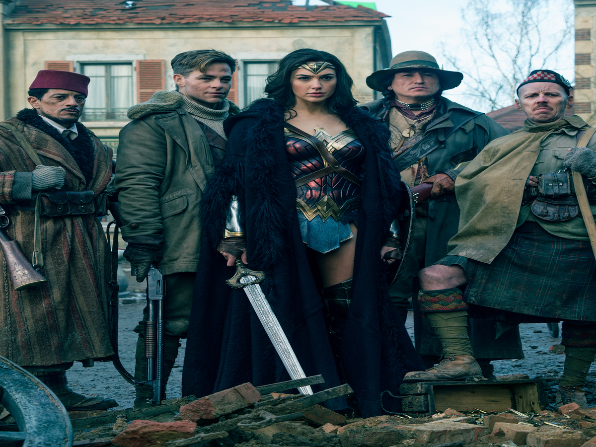 Thank Your Lucky Stars This Joss Whedon Wonder Woman Script Was Never Used