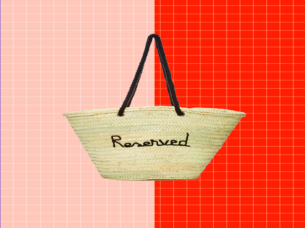 The Bag That Everyone Will Have By The Pool This Summer